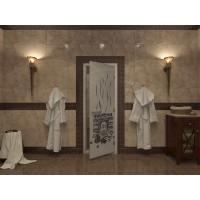 Стекляная дверь Doorwood Банька-8