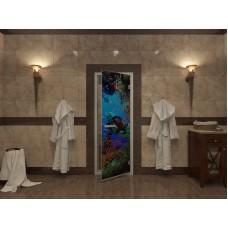 Стекляная дверь Doorwood Арт-6