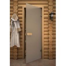 Стекляная дверь Doorwood Теплый день бронза