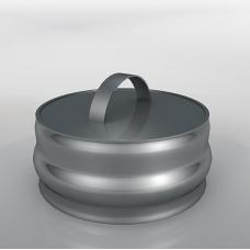 Заглушка ревизии Моно, диаметр 120 мм