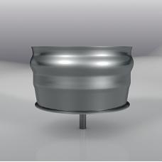 Конденсатоотвод Моно, диаметр 115 мм