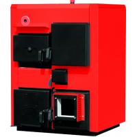 Wirbel ECO-CK Plus 50 - Котел двухтопливный (тв.топливо, дизель, газ) стальной, с плитой для пеллет