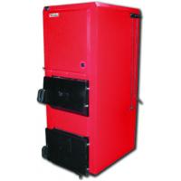 Wirbel ECO-CKB 35 - Котел твердотопливный стальной с возможностью перехода на газ/дизель, с бойлером