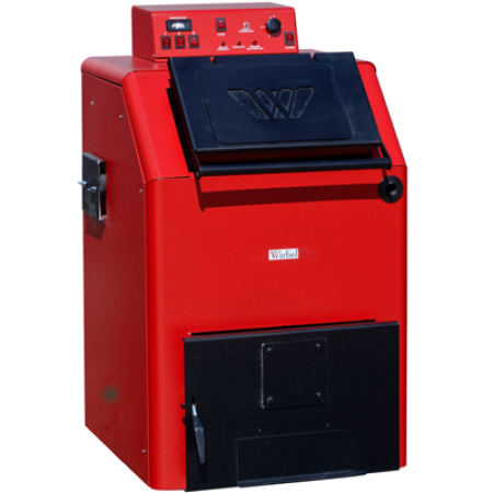 Wirbel EKO EL 40/24 - Котел твердотопливный стальной с электрическими ТЭНами