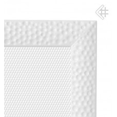 Вентиляционная решетка Kratki 11x11 Venus белая