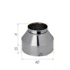 Конус (430/0,5 мм) Ф 80х160 К