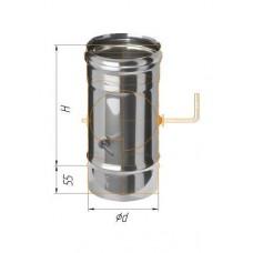 Шибер (439/0,8 мм) Ф 100