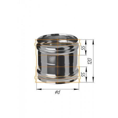 Адаптер ММ (439/0,8 мм) Ф 120