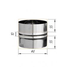 Адаптер ПП (430/0,5 мм) Ф 120
