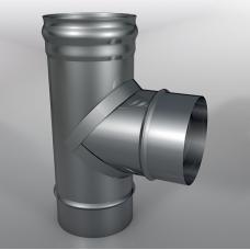 Тройник 90° DTRM Моно, диаметр 200 мм