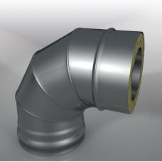 Отвод 87° DOT Термо, диаметр 120 мм