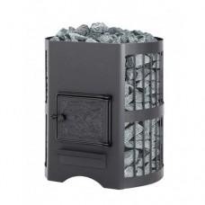 Печь для бани Оптимум Ч (стальная)