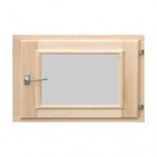 Окно для бани 500*600