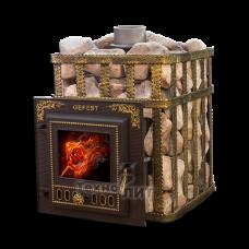 Чугунная банная печь - ПБ-04 MC