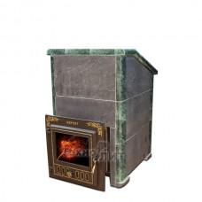 Облицовка для чугунной банной печи - ПБ-04 Президент 2 Комбинированный камень