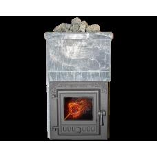 Облицовка для чугунной банной печи - ПБ-02 Оптима 1 Талькохлорит