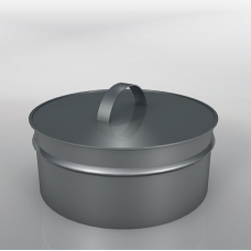 Заглушка ревизии Термо, диаметр 260 мм