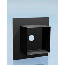 Потолочная разделка с полимерным покрытием, D-150