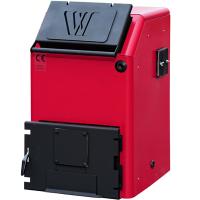 Wirbel EКO 80 - Котел стальной твердотопливный